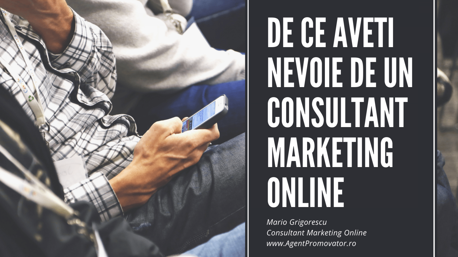consultant marketing online
