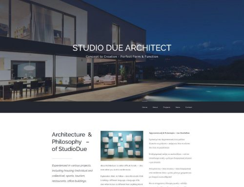 Studio Due Architectural