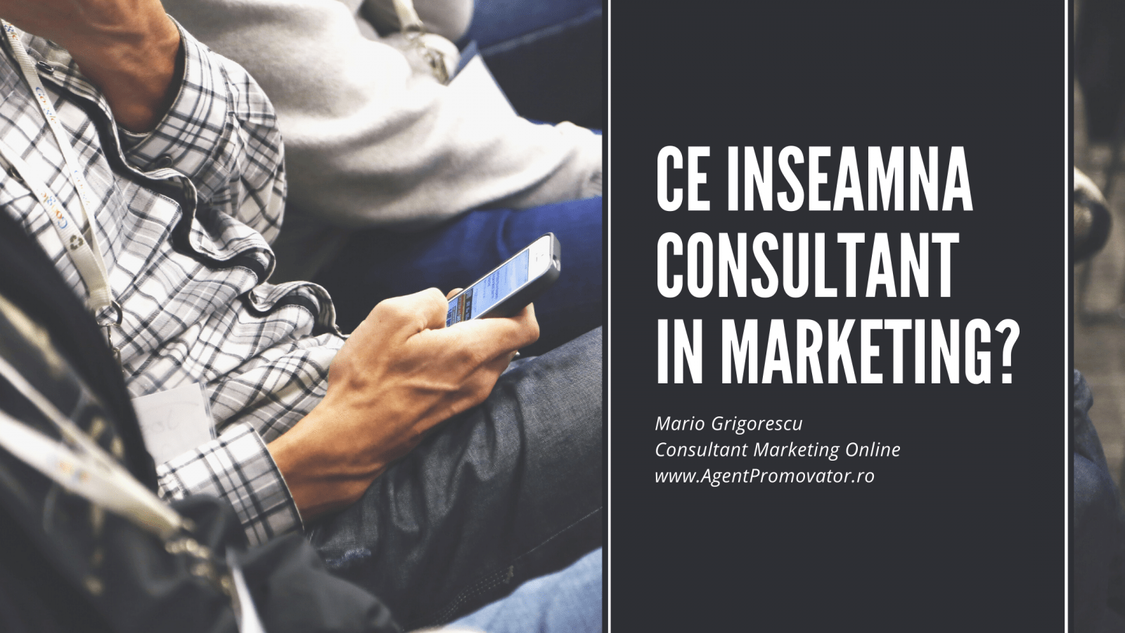 consultant marketing