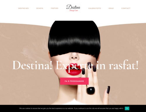 Destina Beauty Center